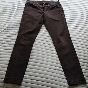 Dark charcoal gray Jeans